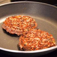 Foto preparazione Hamburger vegetariani