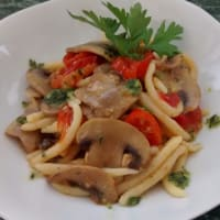 Ricetta correlata Pasta with mushrooms