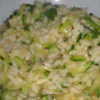 Ricetta correlata Risotto con zucchine