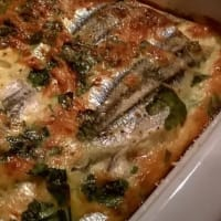 Ricetta correlata Pie with anchovies and potatoes