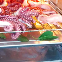 Foto preparazione Octopus roasted in the oven