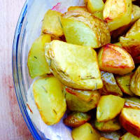 Ricetta correlata Baked potatoes