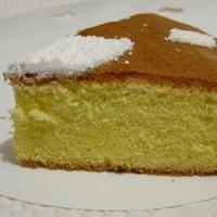 Foto preparazione Torta margherita al limone senza glutine