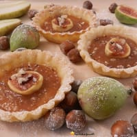 Ricetta correlata Crostatine the autumn