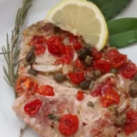 Ricetta correlata Fresh tuna baked