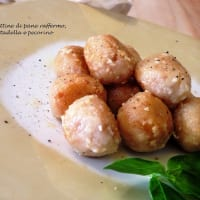 Ricetta correlata Meatballs of stale bread and bologna