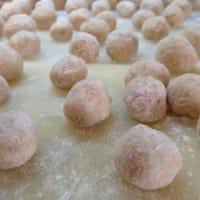 Foto preparazione Polpettine di pane raffermo e mortadella