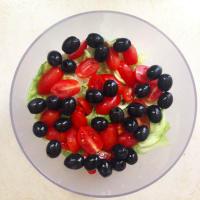 Foto preparazione Italian Greek salad