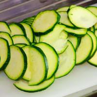 Foto preparazione Panzerotti di zucchine e patate
