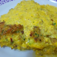 Ricetta correlata Perch escalope with saffron sauce