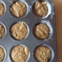 Foto preparazione Muffin integrali senza lattosio senza uova