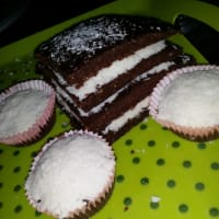 Ricetta correlata Chocolate and coconut cake