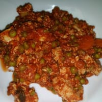 Ricetta correlata Tofu ragù