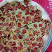 Ricetta correlata Quiche pomodorini e fagiolini
