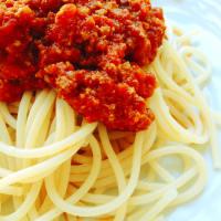 Ricetta correlata Spaghetti di grano senatore cappelli al ragù