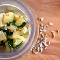 Foto preparazione aromatic Pesto