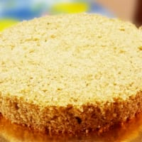 Ricetta correlata Sponge cake without eggs, for soft cakes