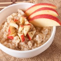 Ricetta correlata Oats with muesli and fruit