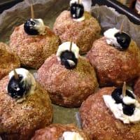 Foto preparazione Meatballs stuffed