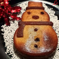 Ricetta correlata Soft cake with yogurt and rice flour for breakfast the holidays