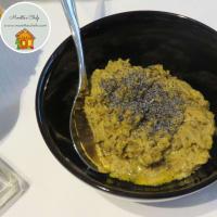 Ricetta correlata Hummus di cicerchie senza aglio