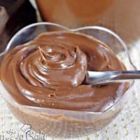 Foto preparazione Crema spalmabile al cioccolato fondente