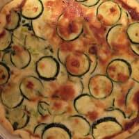 Foto preparazione Quiche lorraine zucchini
