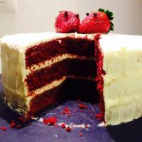 Ricetta correlata Red velvet glutenfree