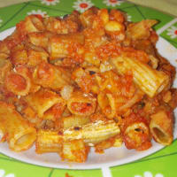 Ricetta correlata Macaroni with meat sauce 'Special Vegan