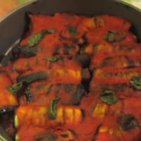 Ricetta correlata Eggplant rolls to Palermo