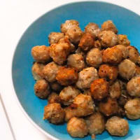Ricetta correlata Meatballs scented meat