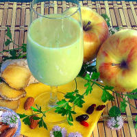 Ricetta correlata Juice of spring