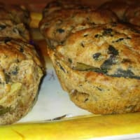 Ricetta correlata Muffin chard and nuts vegan