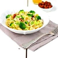 Ricetta correlata Orecchiette with broccoli hazelnut pesto anchovies