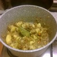 Ricetta correlata Zuppa di patate e lenticchie