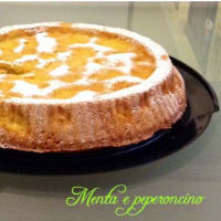 Ricetta correlata a slight apple cake