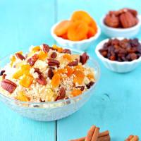 Ricetta correlata Sweet cous cous