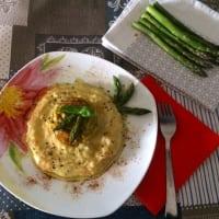 Ricetta correlata Crema di patate con cannella e flan di asparagi