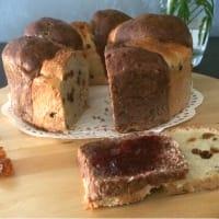 Ricetta correlata Pan brioche dolce bicolore alluvetta e cacao