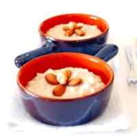 Ricetta correlata Riso mantecato in salsa di nocciole e mandorle