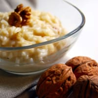 Ricetta correlata Risotto with walnuts and mascarpone