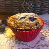Ricetta correlata Muffin di farina di farro con mirtilli