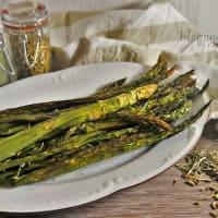 Ricetta correlata Asparagi al forno