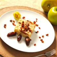 Ricetta correlata Cous cous dried fruit and apples