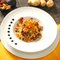 Ricetta correlata Rice with dried fruit