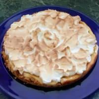 Ricetta correlata Cheesecake with ricotta and meriga