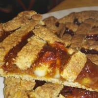 Ricetta correlata Crostata alla confettura di albicocche vegan