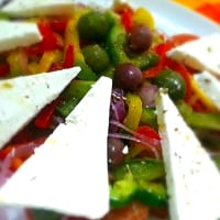 Ricetta correlata Greek salad