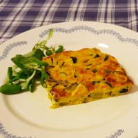 Ricetta correlata Frittata di zucchine al forno