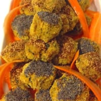 Ricetta correlata Meatballs crispy without sin